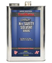 ToolMates No Flash Point Safety Solvent (2-Pack) 8060G