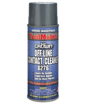 Off-Line Contact Aerosol Cleaner (12-Pack) 8276
