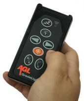 Remote Control for GL2700 and GL3000 Pipe Laser 9-09771