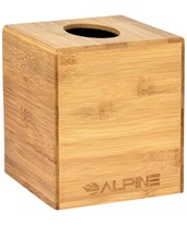 Alpine Wooden Tissue Box Holder 405-BMB