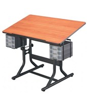 CraftMaster Drafting Table CM40-3-WBR