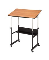 MiniMaster II Drafting Table MM40-3-WBR