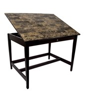 Alvin Vanguard Drawing Room Table VAN42-MB