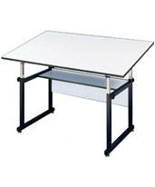 Alvin WorkMaster Drafting Table WM48-3-XB