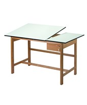 Titan II Split-Top Drafting Table WSB60