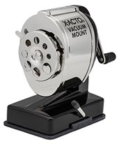 X-Acto KS Vacuum Mount Manual Pencil Sharpener KSV