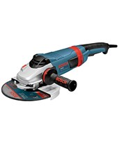 "7"" 8,500 RPM High Performance Large Angle Grinder 1974-8"