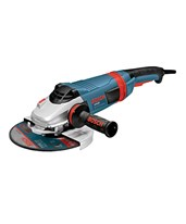 "7"" 8,500 RPM High Performance Large Angle Grinder with No Lock-on 1974-8D"