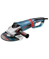 "9"" 6,500 RPM Large Professional Angle Grinder With No Lock-on 1994-6D"