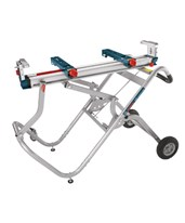 Gravity-Rise Wheeled Miter Saw Stand T4B