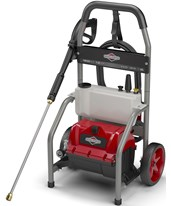 1800PSI Electric Pressure Washer w/ Built-In Detergent Tank 20680