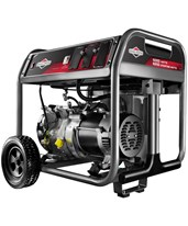 Briggs & Stratton Gas Powered Portable Generator 30467