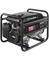 Briggs & Stratton PowerBoss Recoil Start Portable Generator 30665