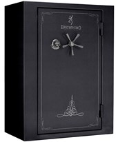 49-Gun Wide Platinum Plus Fireproof Gun Safe 1601100140-GBC