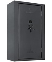 49-Gun Tall Wide Silver Series Fireproof Gun Safe 1601100155-TC