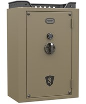 49-Gun Mark IV Black Label 100-Minute Fireproof Safe 1601100226