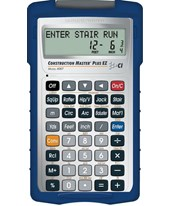 Calculated Industries Construction Master Pro EZ Calculator 4067