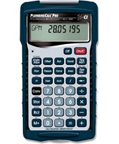 Calculated Industries PlumbingCalc Pro 4095