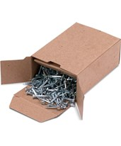 Surveyor Stake Tacks for Plumb Bob, 1 lb Box 25456855