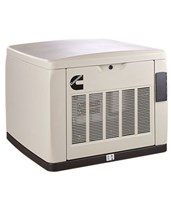 Cummins Quiet Connect Series 13-18kW Air-Cooled Standby Generator A054E399