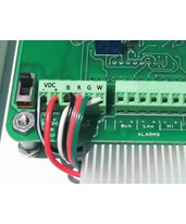 Receiver Main Board w/ LCD Display for C6 Flow Meter C6-UFC