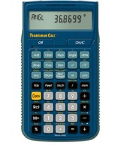 Calculated Industries Tradesman Calc Calculator 4400