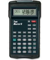 Calculated Industries Time Master II Calculator 9130