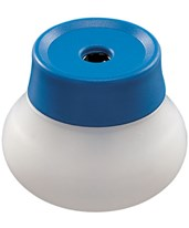 Chubby Canister Plastic Wedge Pencil Sharpener (Qty. 10) 53460