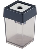 Canister Plastic Wedge Pencil Sharpener (Qty. 10) 53461