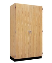 Woodcrafts Solid Double Doors Tall Cabinet 353-3622