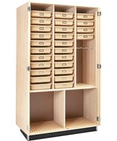 Woodcrafts Art Supply Cabinet DTC-5