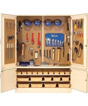 Woodworking Tool Storage Cabinet TC-4810