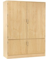 Woodcrafts Pegboard Tool Storage Cabinet TC-4