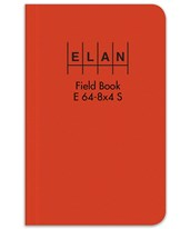 Engineers Field Book E64-8x4S