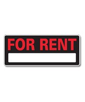EverMark For Rent/For Sale Property Sign WHM017