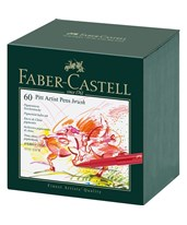 Faber-Castell PITT Artist Brush Pen Set FC167103
