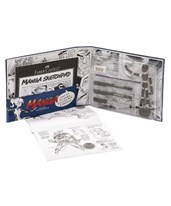 Faber-Castell Creative Studio Complete Manga Drawing Kit FC800095