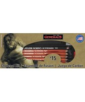 General's Charcoal Kit G15