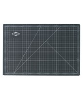 GBM Series Professional Cutting Mat - Green/Black (Grid on both sides) GBM1218