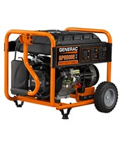 Generac GP Electric Start Series Portable Generator 5941