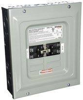 Single Load Manual Transfer Switch w/ NEMA 1 Enclosure 6333