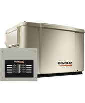 7.5/6kW Air-Cooled Standby Generator 6998