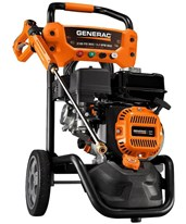 3100PSI Residential OneWash Pressure Washer with PowerDial Gun 7019