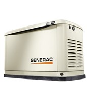 Generac 9/8kW Air-Cooled Standby Generator 7029