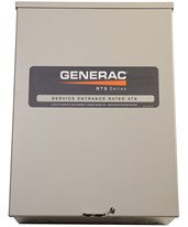 CSA Approved Service Rated Automatic Transfer Switch RTSE100A3CSA