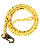 Poly Steel Rope with Snap Hook End 01330