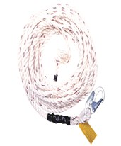 Polydac Rope with Snap Hook End 11329