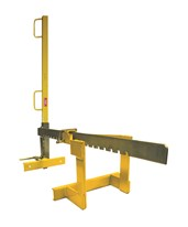 Guardian Fall Protection Parapet Clamp Guardrail System 15170