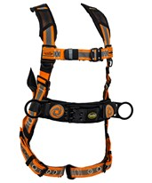 Reflective Cyclone Construction Harness 21060