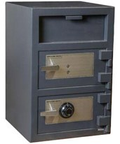 B-Rated Double Door Depository Safe FDD-3020CK